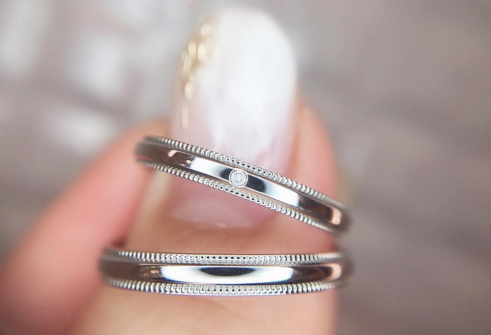 結婚指輪 結婚指輪選び 鍛造製法 丈夫