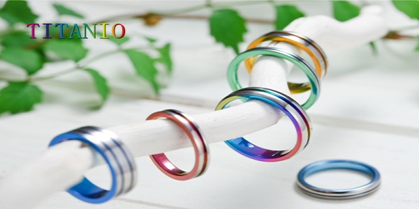 titanioの結婚指輪