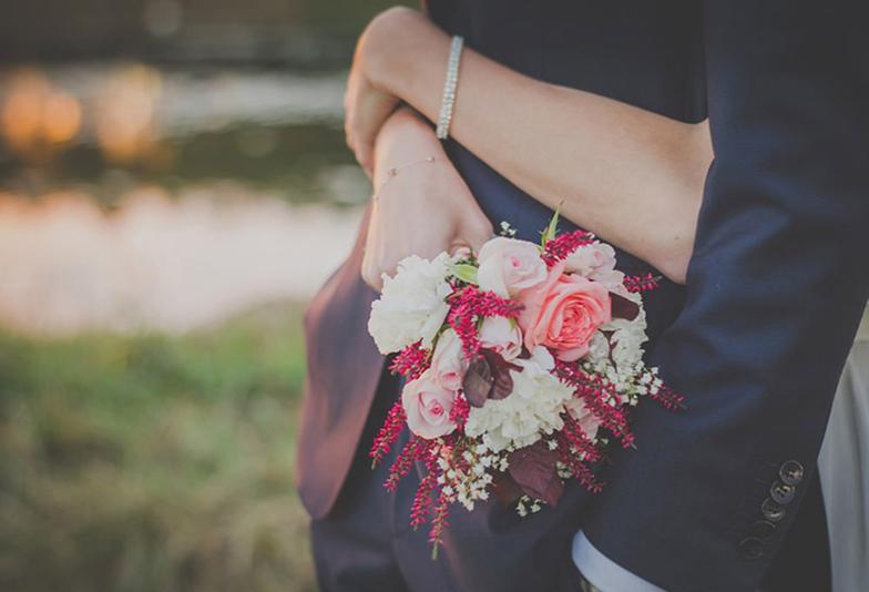 結婚指輪 ハワイアンジュエリー