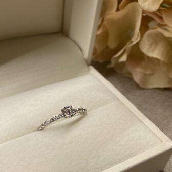 京都婚約指輪