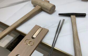 京都手作りペアリング