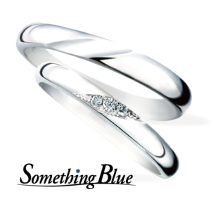 Something Blueの結婚指輪Will