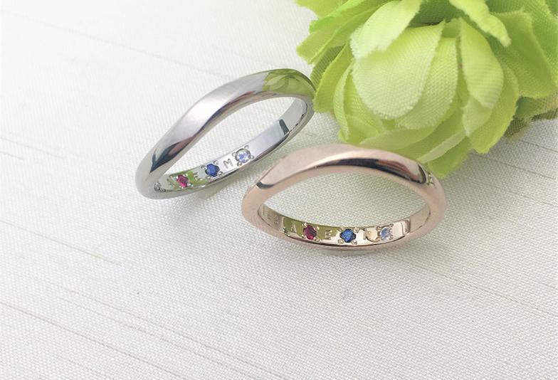 追加工が出来る結婚指輪