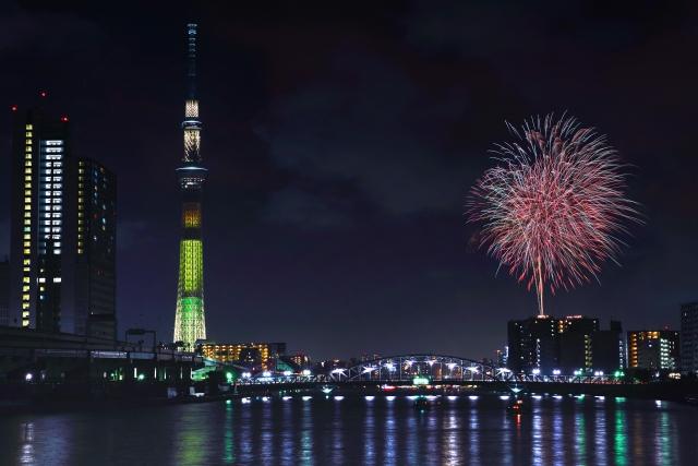 東京でおすすめのプロポーズスポットでスカイツリー