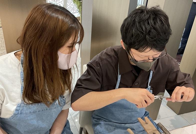 手作りリング
