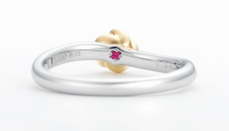 和歌山で人気な婚約指輪
