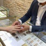 【京都・四条烏丸】プロのスタッフおすすめ鍛造の結婚指輪『フィッシャー』決め手になったこだわりポイント