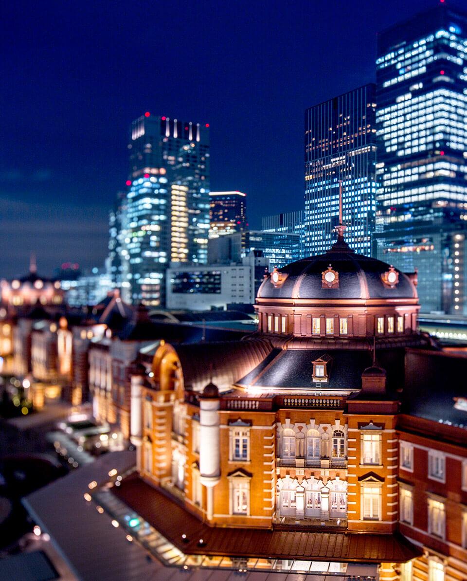 東京でおすすめのプロポーズスポットで東京ステーションホテル