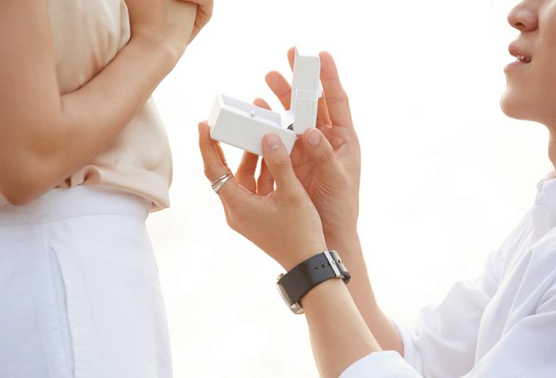 静岡市婚約指輪安い