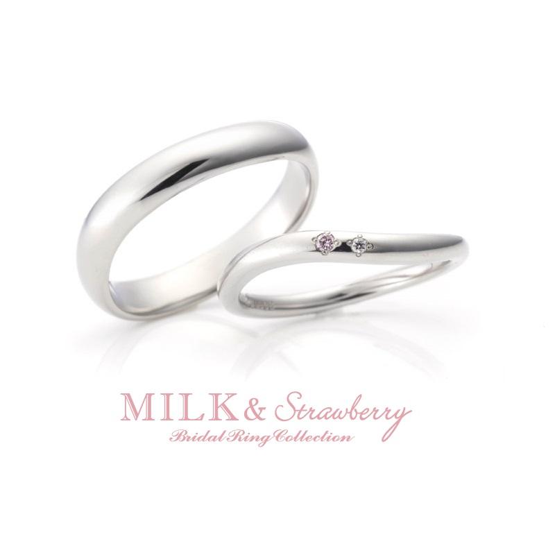 Milk&Strawberryのルージュ