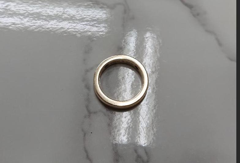 元通りの結婚指輪に!