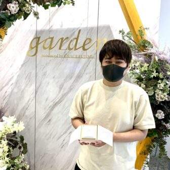 滋賀県草津市|ロゼットの婚約指輪・アイデアルダイヤモンドをご成約いただきました