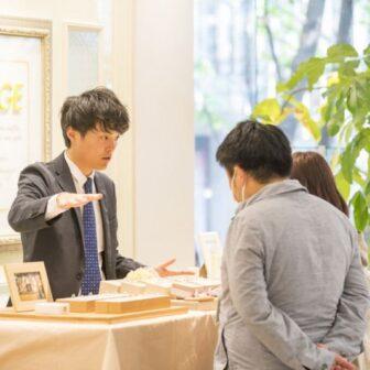 和歌山市で婚約指輪探し