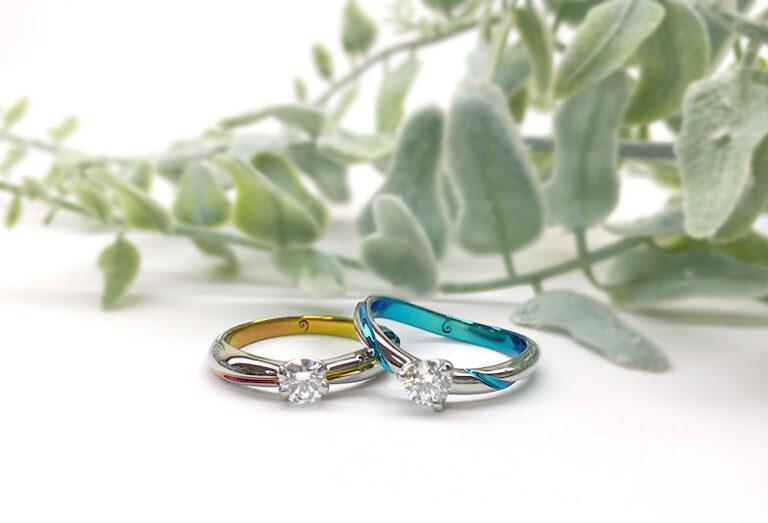 静岡市婚約指輪人気