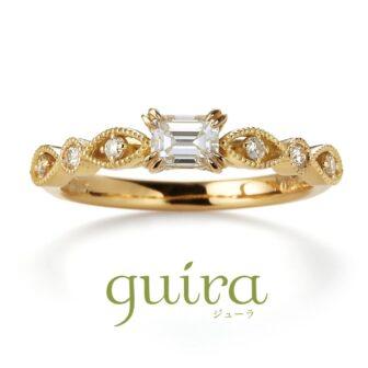 アンティーク調の婚約指輪2