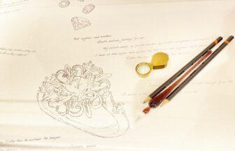 【梅田から便利な京都大丸前】立て爪の婚約指輪、ジュエリーリフォーム(リメイク)でデザインをかえれませんか?
