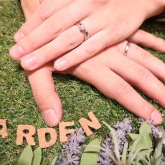 【大阪府都島区】FISCHER(フィッシャー)・AMOUR AMULET(アムールアミュレット)の結婚指輪をご成約頂きました。