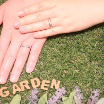 【京都府伏見区/大阪府豊中市 】FISCHER(フィッシャー)の結婚指輪をご成約頂きました。