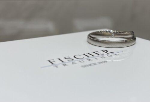 京都四条で人気な結婚指輪ブランド フィッシャー FISCHER