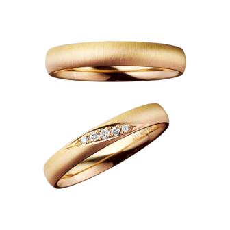 ゲスナーの結婚指輪