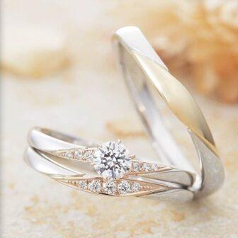 南大阪アムールアミュレット結婚指輪婚約指輪