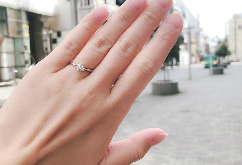 プロポーズには婚約指輪を用意しよう