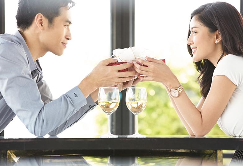 プロポーズには婚約指輪を!